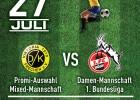 1.FC Köln kommt zum Herbertskaul